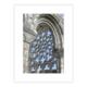 Dentelle de pierre à la Chapelle de Languidou – Plovan – Finistère - Aujourd'hui la chapelle en ruines, elle n'en conserve pas moins son charme et surtout cette splendide rose au chevet, comme une dentelle de pierre